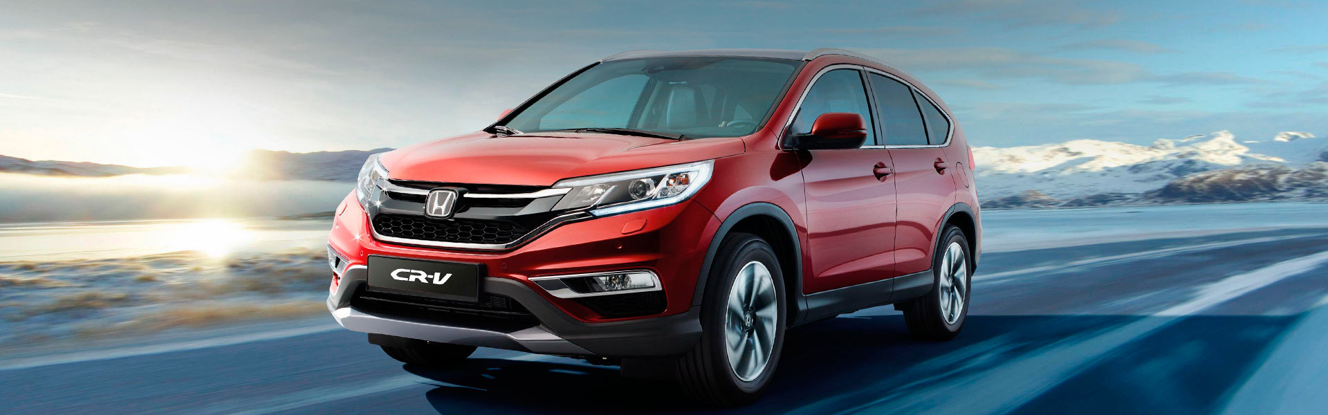 Подушка двигателя на Honda CR-V